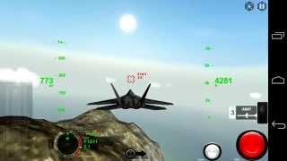 Air Fighters Pro - Dog Fight com F-22 Raptor