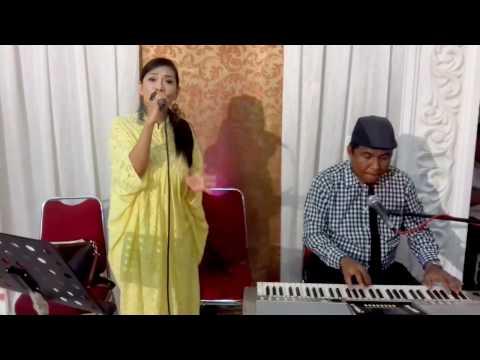 ORGAN TUNGGAL JAKARTA # Tuhan Jagakan Dia--cover# Gd.PerpusNas-Salemba Tgl.12 Peb17 PAGI