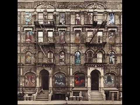 Led Zeppelin Physical Graffiti Outtake  *Swan Song*