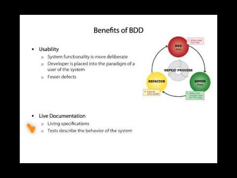 02 BDD Overview