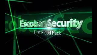 First Blood Hack 2016