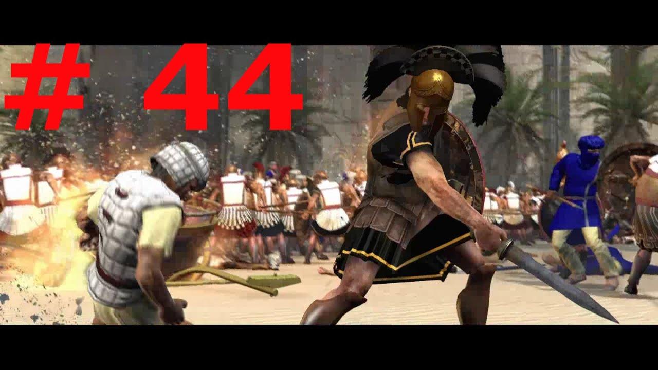 Rome Total War 2 моды на Спарту