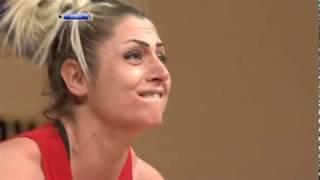 2012 European Championships Women 69 Kg