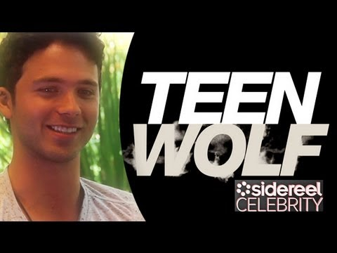Teen Wolf Exclusive Cast  with Stephen Lunsford  Teen Wolf Season 2 Scoop!