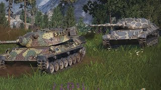 World of Tanks Blitz || Road to Leopard 1