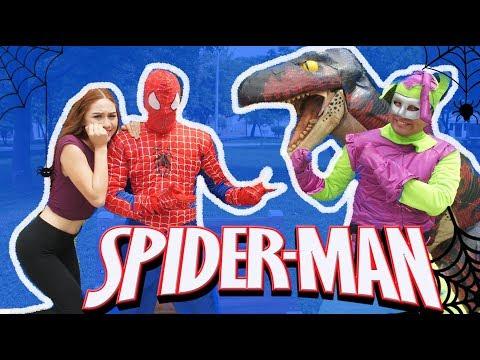 Spiderman Infinity War / Manito y Maskarin