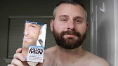 How to dye your beard using Just for Men - YouTube