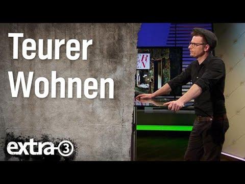 Moritz Neumeier: Wohnen in Deutschland | extra 3 | NDR
