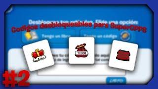 Códigos desbloqueables para SuperCPPS #2! | ApolixoSCPPS thumbnail