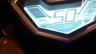 Увеличение макс. скорости на электроскутере AIMA Jeek