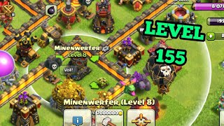 Clash of Clans - Level 155