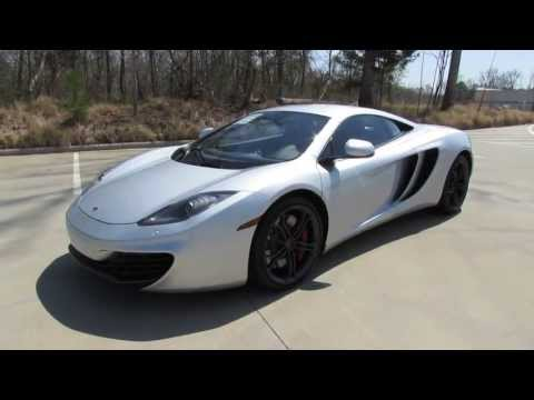 2012 McLaren MP4-12C Start Up, Exhaust, Test Drive, and In Depth Review