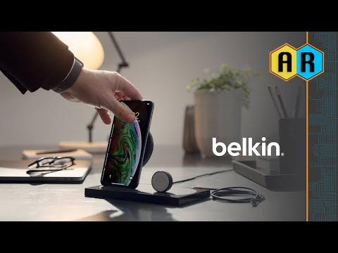 Belkin Special Edition Wireless Charging Dock | 2019 Edition