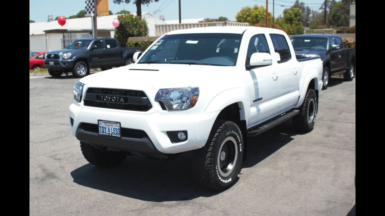 Best Selling Toyota Tacoma Truck Deals in Los Angeles at Toyota Of ...