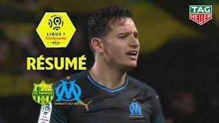 FC Nantes - Olympique de Marseille ( 3-2 ) - Résumé - (FCN - OM) / 2018-19