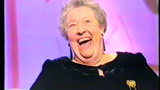 "PEGGY MOUNT & PAT COOMBS INTERVIEW - ""Wogan"""