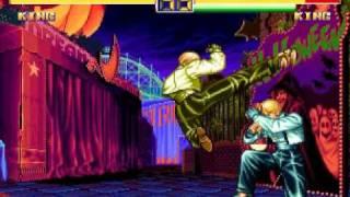 龍虎の拳2 - キング : 4550530pts.