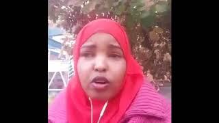 Calool Xumo Badanaa:Gabar Wariye Ah Oo Oohin Iscelin Wayday Silica Somali Haysta Awgiis