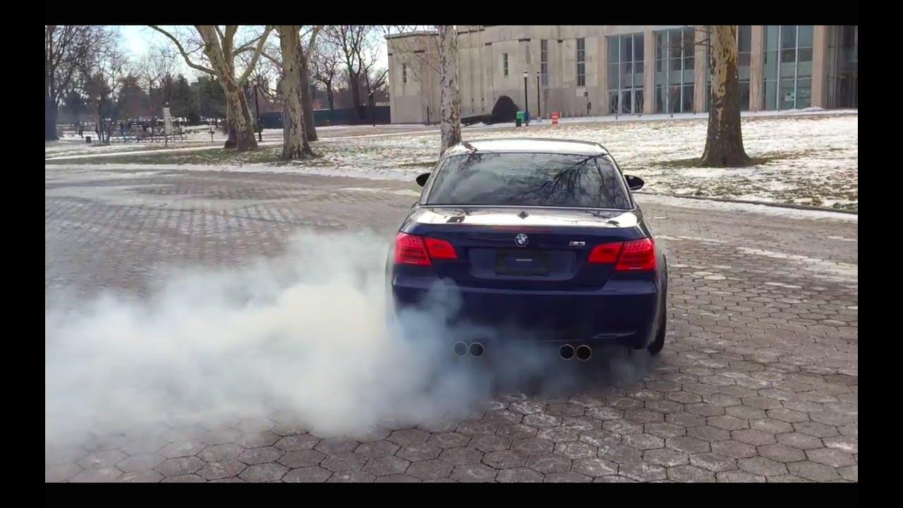Muffler Delete Cost >> E92 BMW M3 Straight Pipes MUFFLER DELETE (LOUD) - David Zavlanov - YouTube
