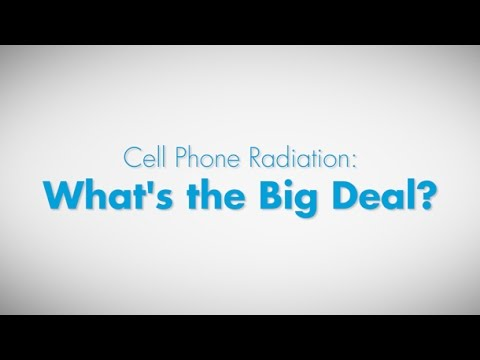 Cell Phone Radiation: What's The Big Deal?