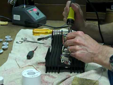 McIntosh MC2200 Repair Brief