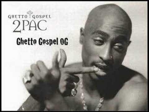 2Pac - Ghetto Gospel OG Best Quality