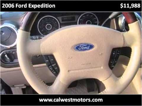 2006 ford expedition used cars oakland san leandro bay for Cal west motors san leandro ca
