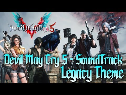 Devil May Cry 5 - Legacy Theme - [With Lyrics] [Extended] (Last Trailer OST) thumbnail