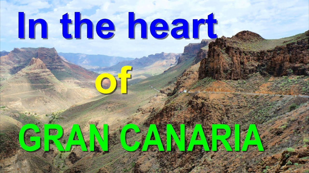 In the heart of Gran Canaria