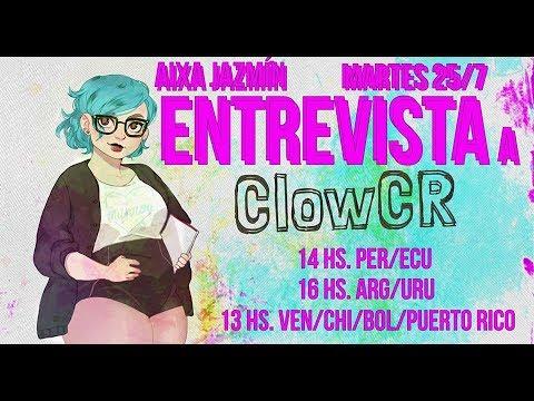 ENTREVISTA: ClowCR --- A solas con Choromatsu 7u7 (?)