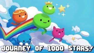Journey of 1000 Stars