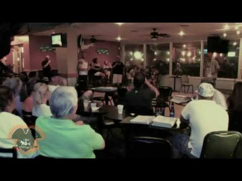 Buccaneer Beach Motel Bar & Grill Panama City FL - Fish Fry & Karaoke Party for Oil Workers