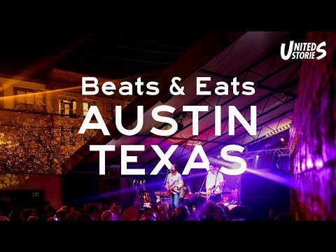 Beats and Eats, Austin, Texas