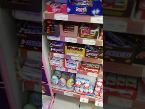 Çikolata  CHALLENGE için alışveriş