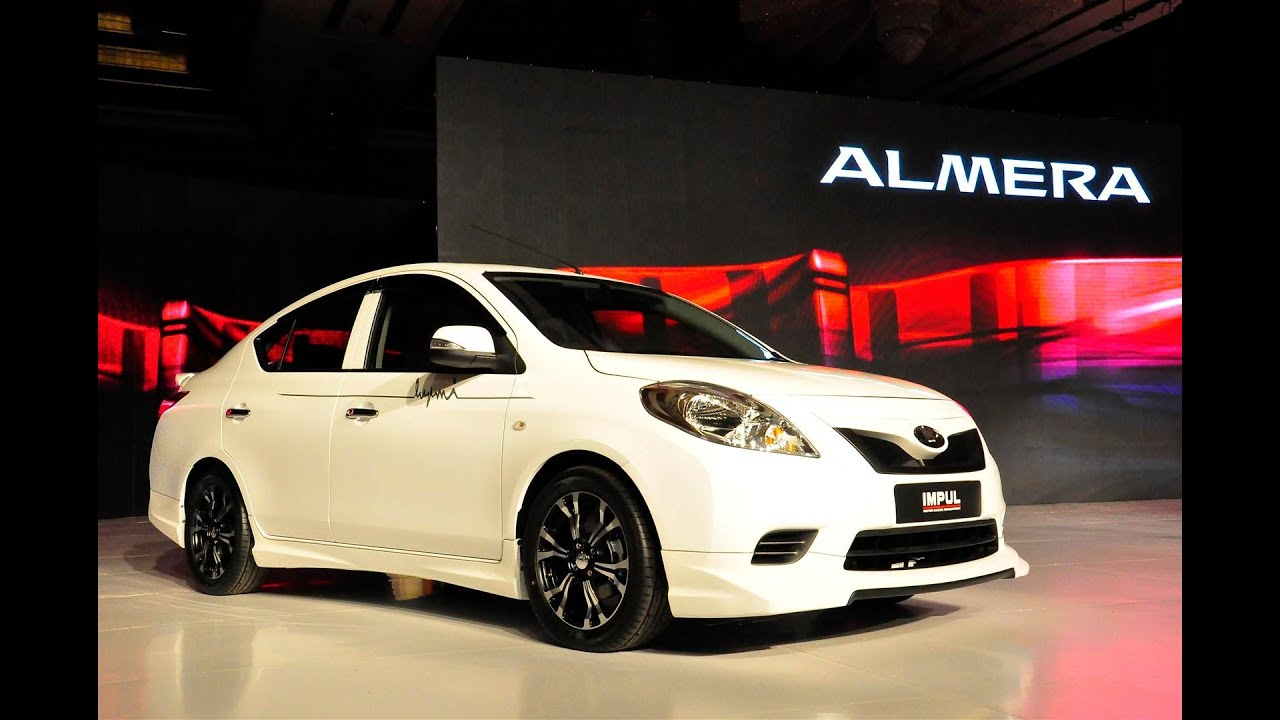The new nissan almera overview hd youtube try ad free for 3 months vanachro Images