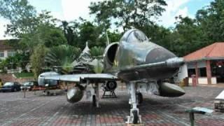 Lawatan RD CLUB Malaysia dan belia MBPJ ke Muzium Tentera Darat