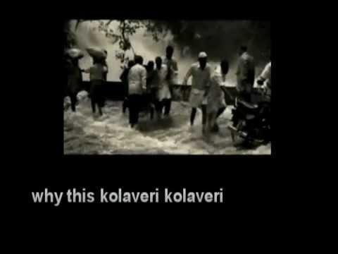 Why This Kolaveri Di Full Song Video DAMn VERSION (ORIGINAL)