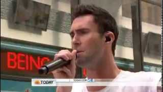 Maroon 5 Moves Like Jagger The Today Show 06 29 2012
