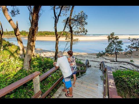BIG4 Sawtell Beach Holiday Park [ Caravan - Camping - Villa Accommodation - Coffs Harbour ]