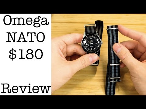 Omega Nato Review ($11 vs $180)