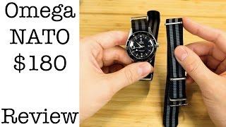 Omega Nato Review ($11 vs $180)