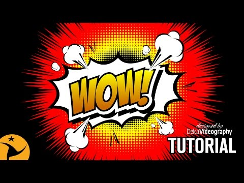 (INTERMEDIO) 💣 COREL DRAW TUTORIAL: WOW EFFECT LOGO
