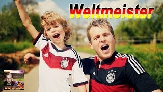 Fussball Song - Weltmeister - Tobee