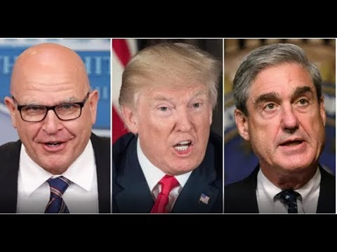 PRESIDENT TRUMP PREPARES A MAJOR SHOCK TO H R MCMASTER AND ROBERT MUELLER!