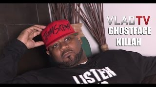 Ghostface Killah: Cappadonna Bodied Wu-Tang Clan in Group Battle