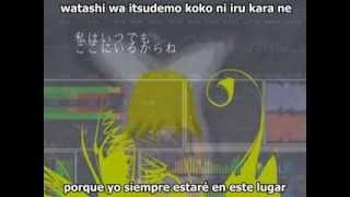 [Kagamine Rin] Mangetsu no jikkenshitsu (sub español + romaji)