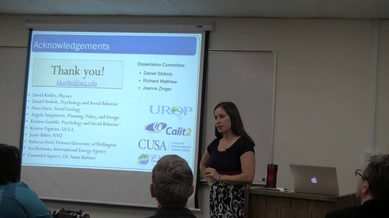 Beth Karlin PhD Thesis Defense YouTube Maxresdefault Watch?vwPZsQmOgA