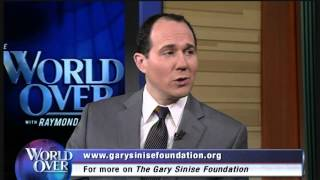 World Over - 2015-06-18 - Actor Gary Sinise with Raymond Arroyo
