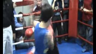 Бокс Карташов!!!не порно))))ржака пиздец улет