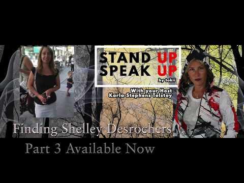 Finding Shelley Desrochers: Part 3 - What...